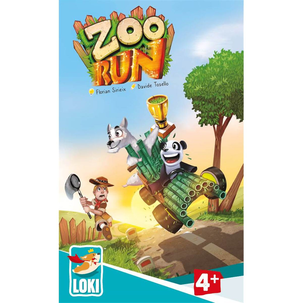 Zoo Run DEMO - IELLO