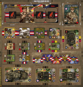 Heroes of Normandie: 7th Armored Division Expansion Pack - IELLO