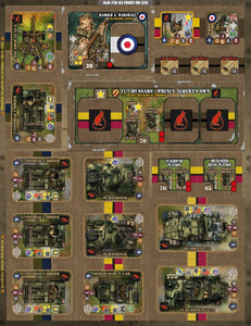 Heroes of Normandie - 7th Armored Division Expansion Pack - IELLO