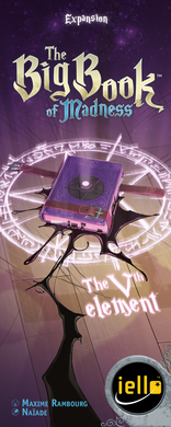 The Big Book of Madness - The Vth Element - IELLO