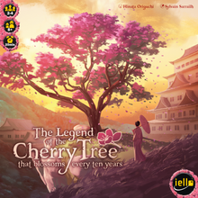 Load image into Gallery viewer, The Legend of the Cherry Tree that blossoms every ten years - IELLO