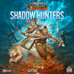 Shadows over Normandie: Shadow Hunters - IELLO