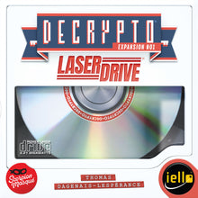 Load image into Gallery viewer, DECRYPTO: LASER DRIVE - IELLO