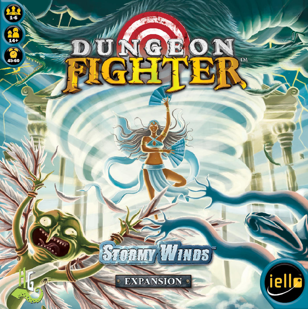 Dungeon Fighter - Stormy Winds - IELLO