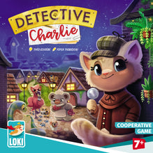 Load image into Gallery viewer, Detective Charlie - IELLO