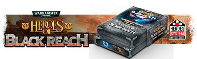 Heroes of Black Reach Game Elements Storage Boxes - IELLO