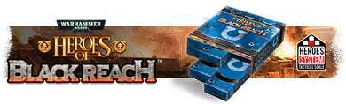 Heroes of Black Reach: Ultramarines Storage Boxes - IELLO