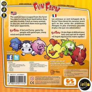 Fun Farm - IELLO
