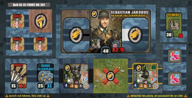 Heroes of Normandie: Fallschirmjäger Div. Army Custom Pack