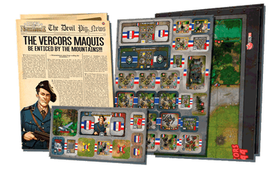 Heroes of Normandie: The Devil Pig News #8 - IELLO