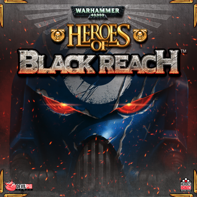 Heroes of Black Reach - IELLO