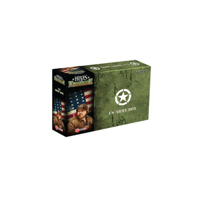 Heroes of Normandie: Army Box US - IELLO