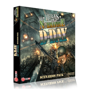 Heroes of Normandie: D-Day Scenario Pack - IELLO