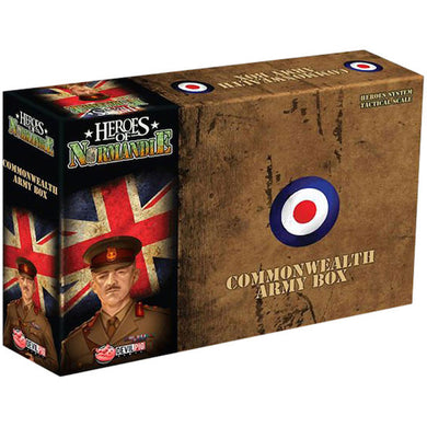 Heroes of Normandie: Commonwealth Army Box - IELLO