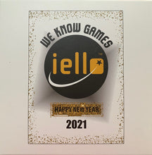 Load image into Gallery viewer, IELLO 2021 New Year Puzzle