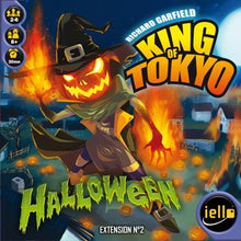 Load image into Gallery viewer, King of Tokyo: Halloween (2013 Edition) - IELLO
