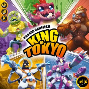 King of Tokyo: Target Edition - IELLO
