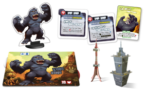 King of Tokyo - Monster Pack #2 King Kong - IELLO