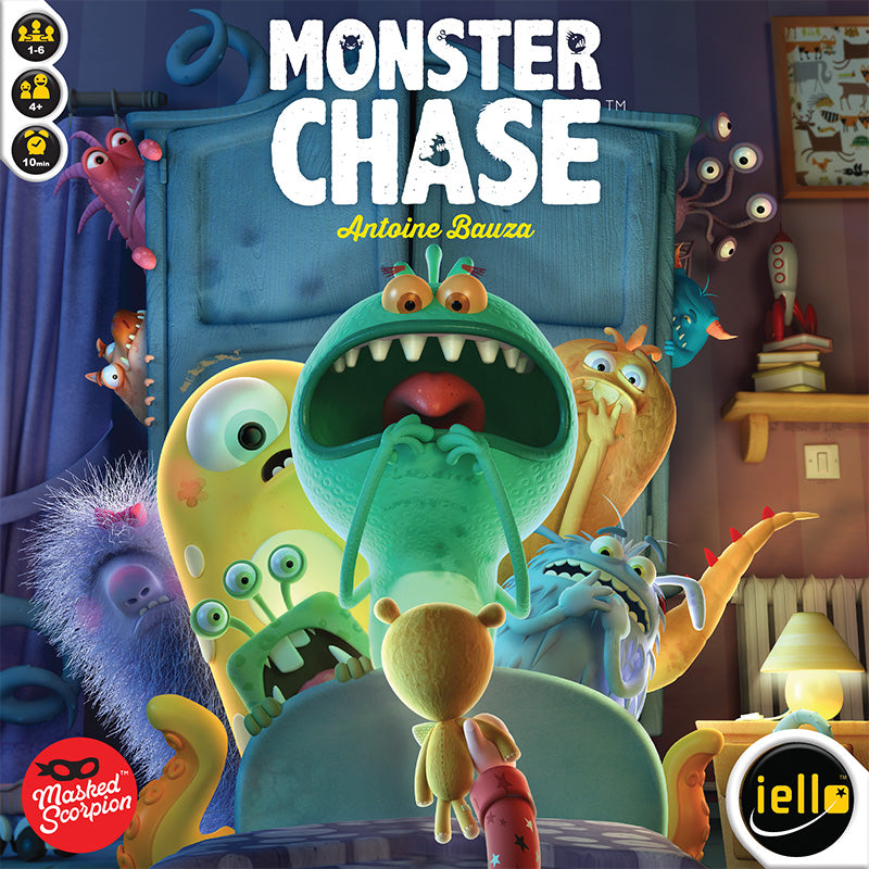 Monster Chase - IELLO