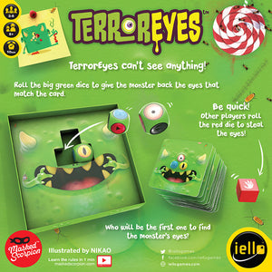 Terror Eyes by Scorpion Masque - IELLO