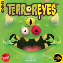 Load image into Gallery viewer, Terror Eyes by Scorpion Masque - IELLO