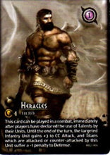 Load image into Gallery viewer, Mythic Battles: Chiron & Heracles Promo Card - IELLO