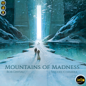 Mountains of Madness - IELLO