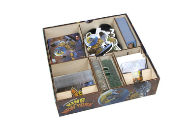 King of New York and King of Tokyo Box Organizer - IELLO