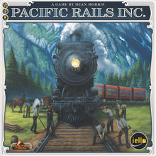 Load image into Gallery viewer, Pacific Rails Inc.