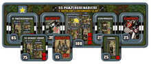 Load image into Gallery viewer, Heroes of Normandie: GE SS Panzergrenadier - IELLO