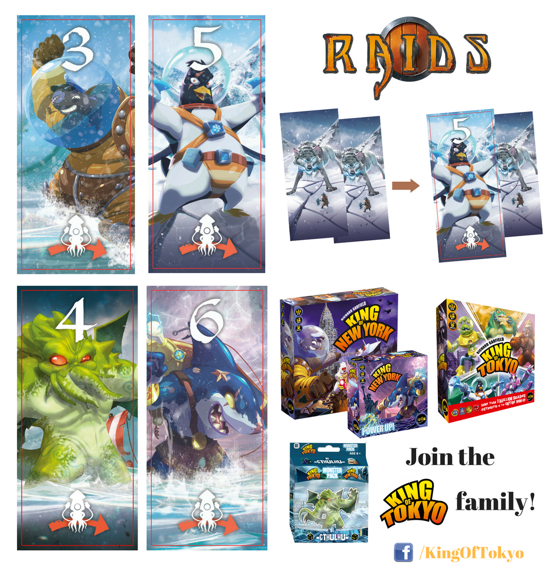 Raids Goodies - IELLO