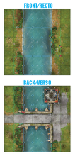 Load image into Gallery viewer, Heroes of Normandie: River Set Terrain Pack - IELLO