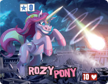 Load image into Gallery viewer, King of Tokyo: Rozy Pony Promo Monster - IELLO