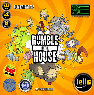 Rumble in the House - IELLO