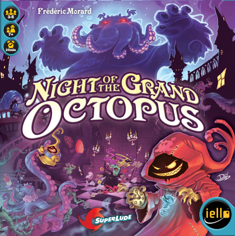 Night of the Grand Octopus - IELLO