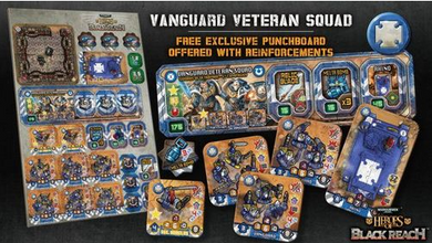 Heroes of Black Reach: Vanguard Squad Ork Freebooterz - IELLO
