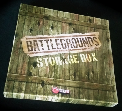 Heroes of Normandie: Battleground Storage Box - IELLO
