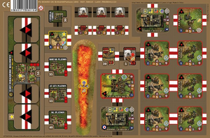 Heroes of Normandie: UK Heavy Weapon Platoon - IELLO
