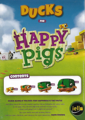 Happy Pigs: Promo Ducks - IELLO