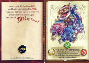 Big Book of Madness Promo Spirit of Christmas - IELLO