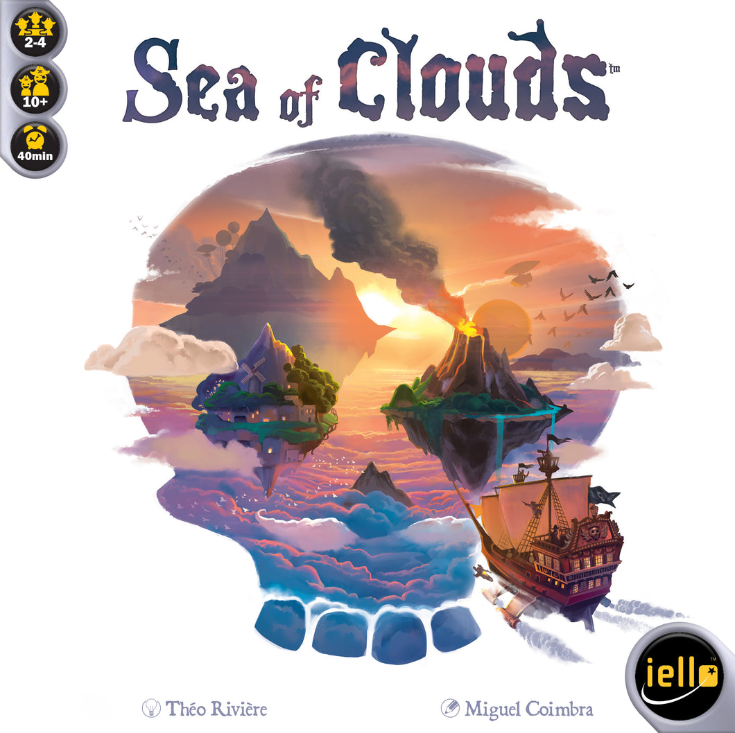 Sea of Clouds DEMO - IELLO