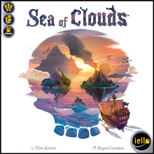 Load image into Gallery viewer, Sea of Clouds - IELLO