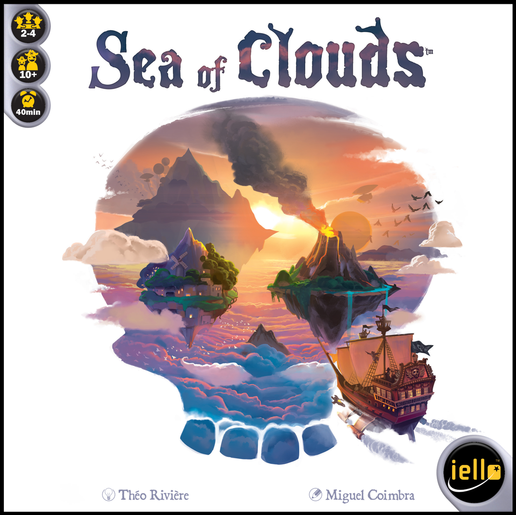 Sea of Clouds - IELLO