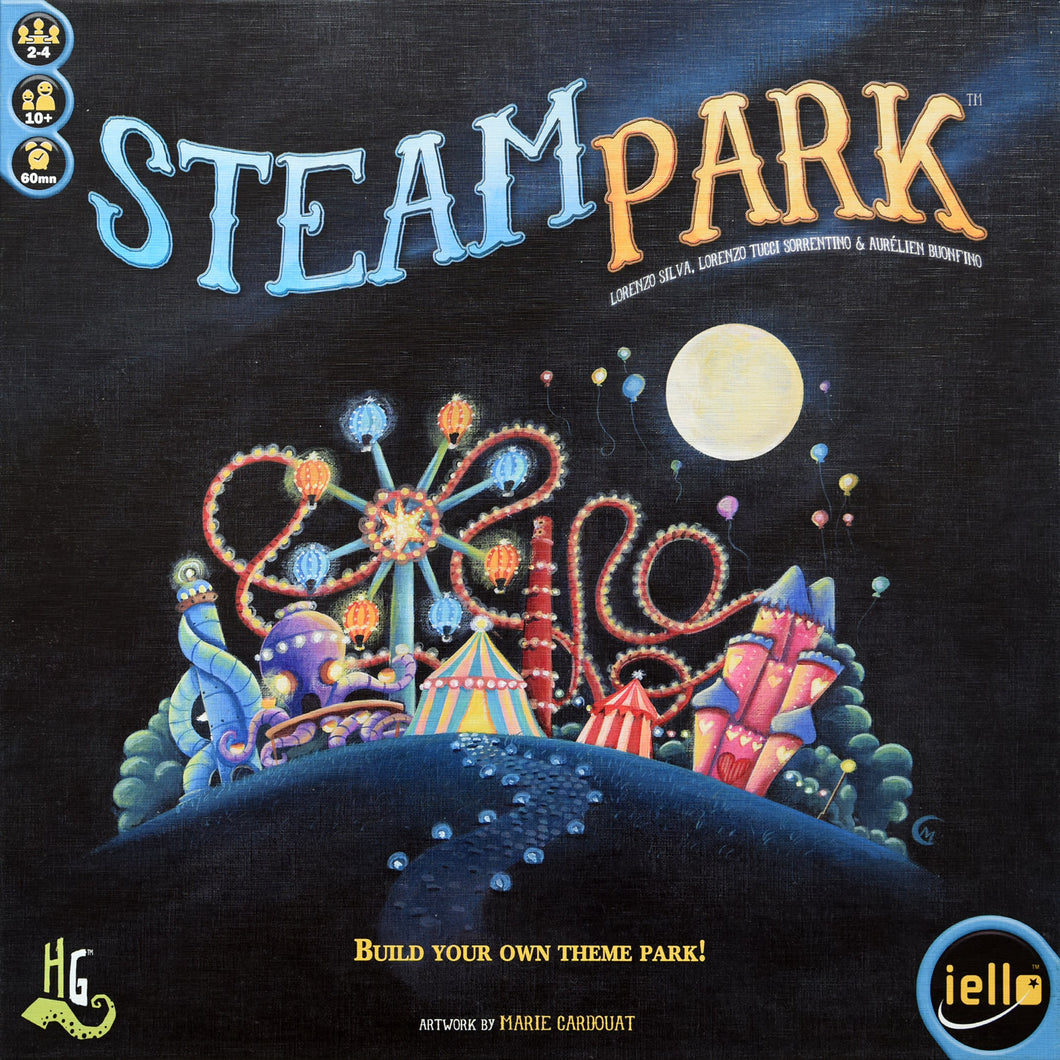 Steam Park - IELLO