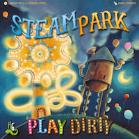 Steam Park: Play Dirty - IELLO
