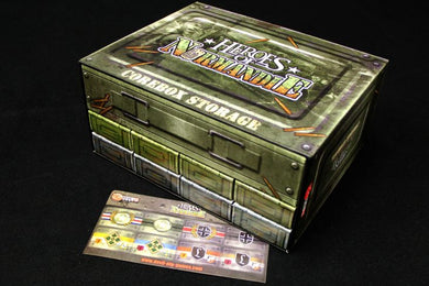 Heroes of Normandie: Core Box Storage Box