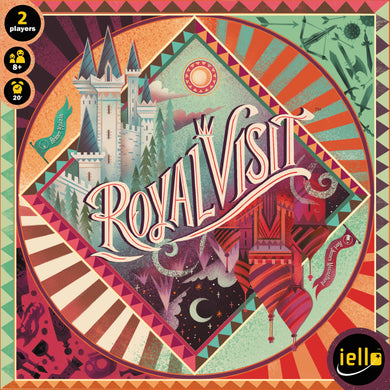 Royal Visit - IELLO
