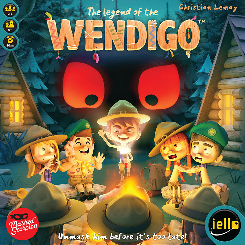 The Legend of the WendigoDEMO - IELLO