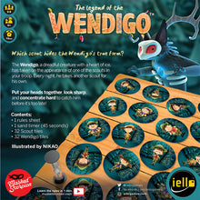 Load image into Gallery viewer, The Legend of the Wendigo by Scorpion Masque - IELLO