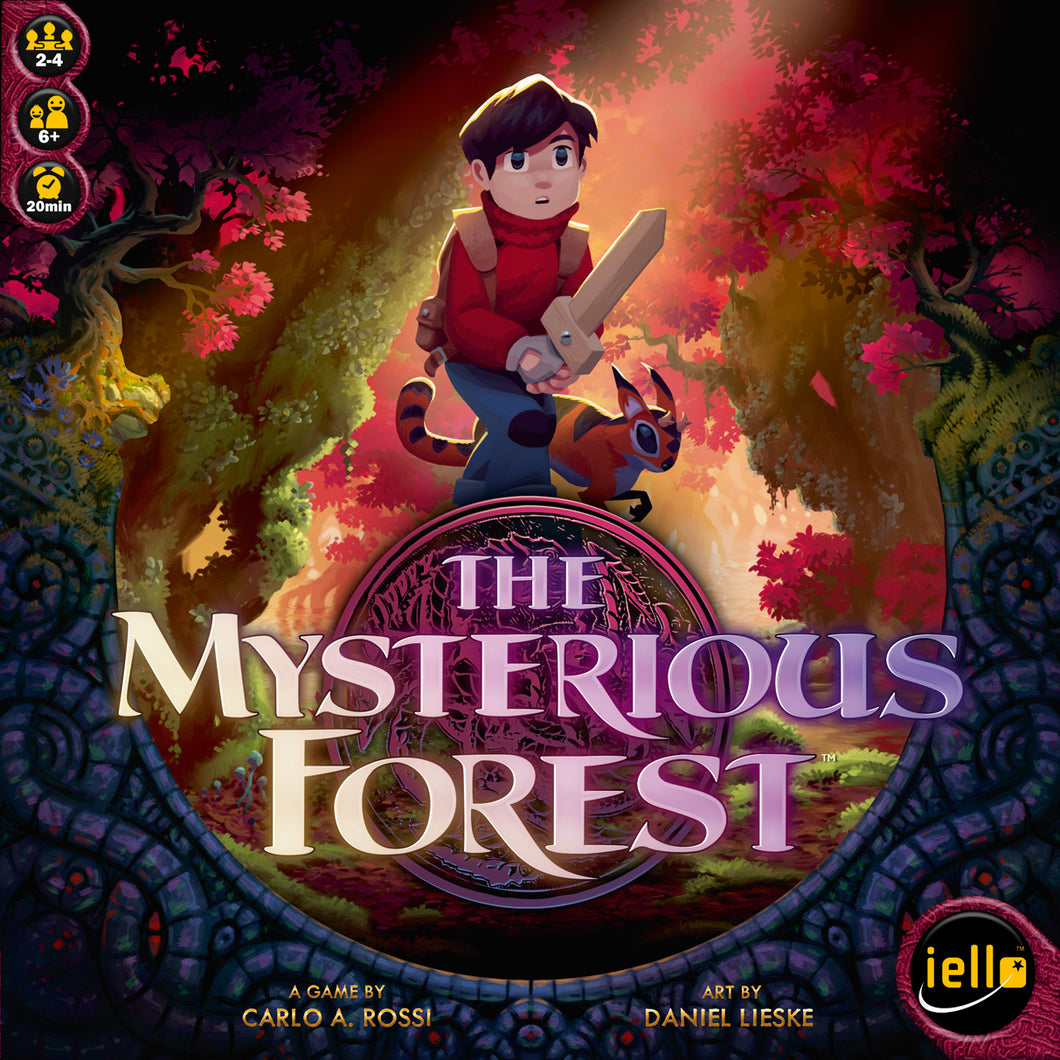 The Mysterious Forest - IELLO